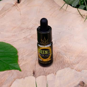 OLEJEK GREEN OUT DUTCH THERAPY