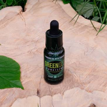 OLEJEK GREEN OUT DUTCH THERAPY XL