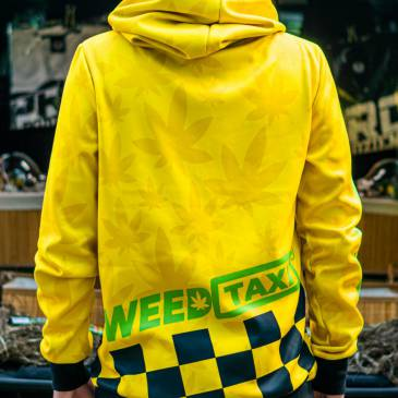 WEEDTAXI LIMITED ROZMIARY S-7XL